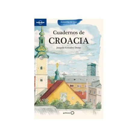 Acuarela de viaje: Cuadernos de Croacia