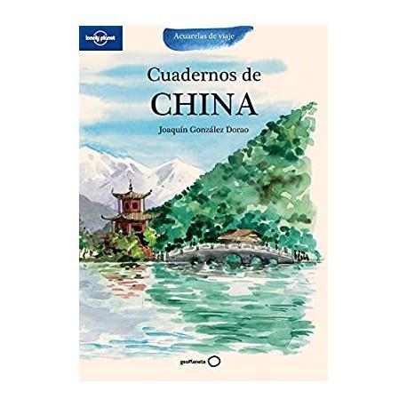 Acuarela de viaje: Cuadernos de China