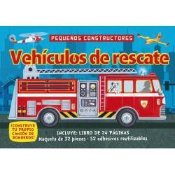 Pequeños Constructores: Vehículos de rescate