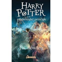 Harry Potter Nº 6: Y el misterio del príncipe