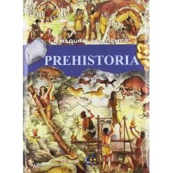 La máquina del tiempo: Prehistoria