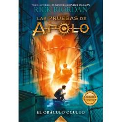 Las Pruebas de Apolo Nª1: El oráculo oculto