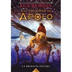 Las Pruebas de Apolo Nª2: La Profecía oscura