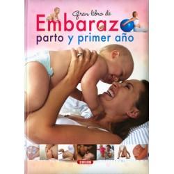 Gran libro de embarazo, parto y primer año