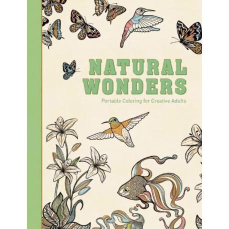 Mandala: Natural Wonders