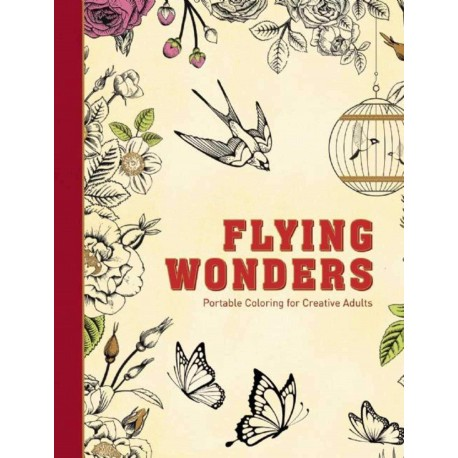 Mandala: Flying Wonders
