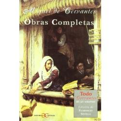 Obras Completas Miguel de Cervantes