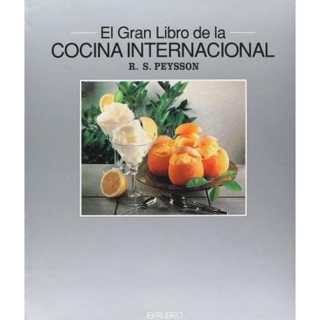El gran libro de la Cocina Internacional - Libreria Chilena
