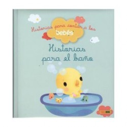 Bebés: Historias para el baño