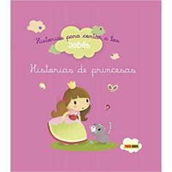 Bebés: Historias de princesas
