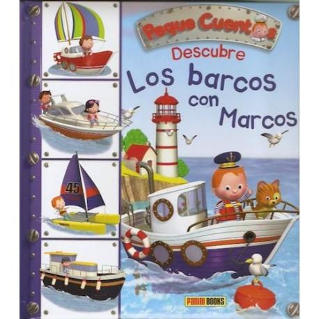 Peque cuentos: Descubre los barcos con Marcos