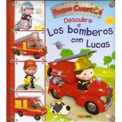 Peque cuentos: Descubre los bomberos con Lucas