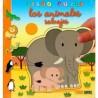 Libro Puzle los animales salvajes