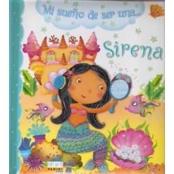Mi sueño de ser una sirena