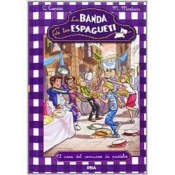 La banda de los espagueti: El caso del concurso de pasteles