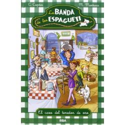 La banda de los espagueti: El caso del tenedor de oro