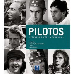 Pilotos legendarios de la Fórmula I