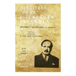 Historia de la literatura Española: Realismo y Naturalismo