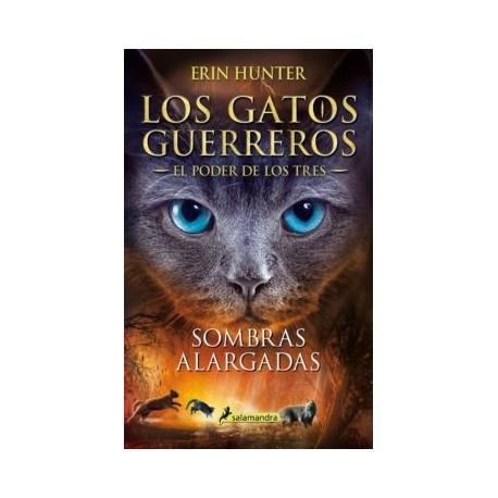 Los gatos guerreros: El poder de los tres: Sombras Alargadas