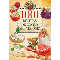 1001 Recetas de cocina mediterránea