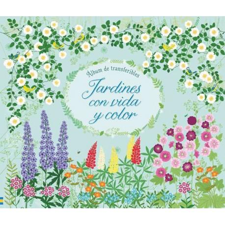 Jardines con vida y color