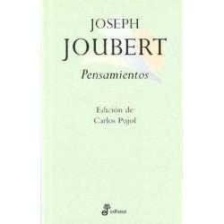 Joubert: Pensamientos