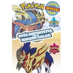 Guía Definitiva de la región galar Pokémon