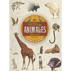 Cuaderno de actividades: Animales