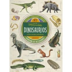 Cuaderno de actividades: Dinosaurios