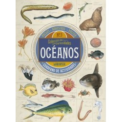 Cuaderno de actividades: Océanos