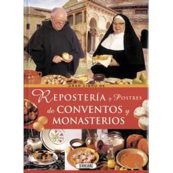 Repostería y postres de conventos y monasterios