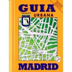 Guía Urbana Madrid (Incluye plano)
