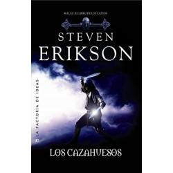 Malaz: El libro de los caídos N°6: Los Cazahuesos
