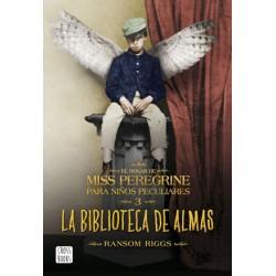El hogar de Miss Peregrine para niños peculiares N°3: La Biblioteca de almas