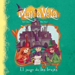 Makia Vela. El juego de las brujas (pop up y ventanas)
