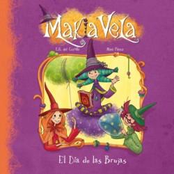 Makia Vela. El día de las brujas (incluye recortable)
