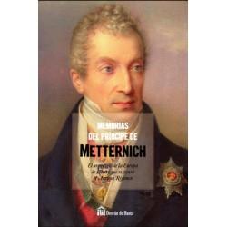 Memorias del príncipe de Metternich