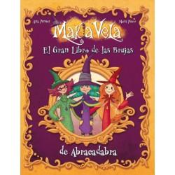 Makia Vela. El gran libro de las brujas. El adacadabra