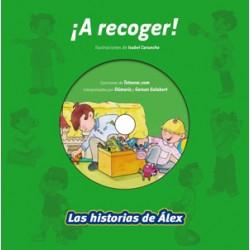 Las historias de Álex ¡A recoger!