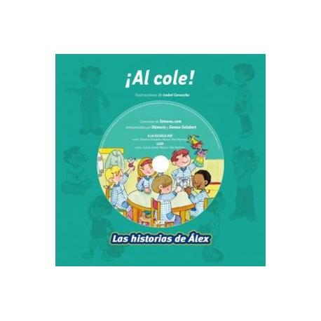 Las historias de Álex ¡Al cole!