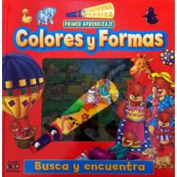 Primer Aprendizaje: Colores y Formas (Busca y encuentra)