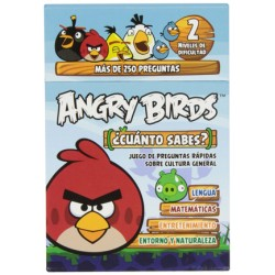 Angry Birds ¿Cuánto sabes?
