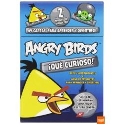 Angry Birds ¡Que curioso!