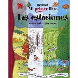 Mi primer libro las estaciones