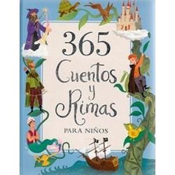 365 Cuentos y Rimas para niños (Grande)