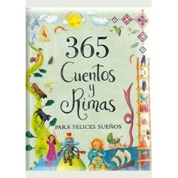 365 Cuentos y rimas para Felices Sueños (Grande)