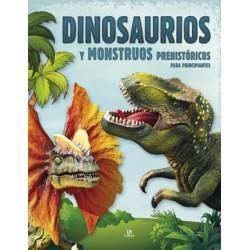 Dinosaurios y monstruos prehistóricos para principiantes