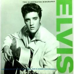 Biografía Ilustrada Elvis (Inglés)