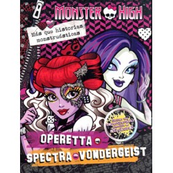 Monster High: Operetta / Spectra Vondergeist