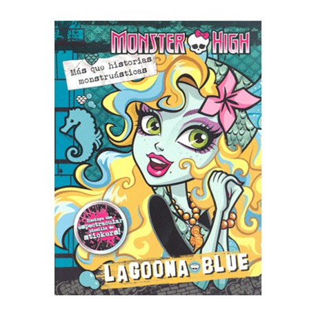Monster High: Lagoona Blue
